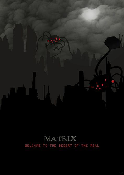 Alternate 'Matrix' Film Poster