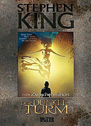 Der Dunkle Turm Zwischenstation Graphic Novel Stephen King Gebunden Buch In 2020 Der Dunkle Turm Graphic Novel Und Bucher