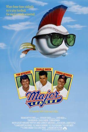 I Denne Vanvittige Sportskomedie Optraeder Baseballholdet Cleveland Indians Som Ikke Har Ikke Vundet Noget Stor Major League Movie Baseball Movies Tom Berenger