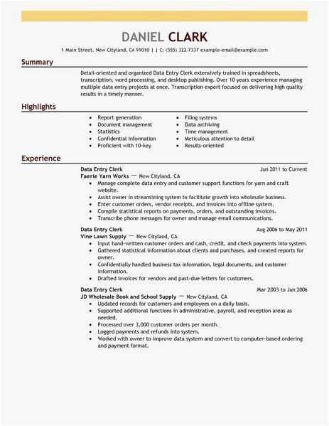 Resume Examples Office Clerk Resume Examples Manager Resume