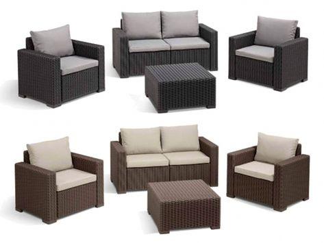 Erhöhen Ihre Schub Und Haus Garten Lounge Set Günstig