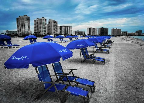 Beach Wall Art In Canvas And Metal Prints Of Clearwater Beach