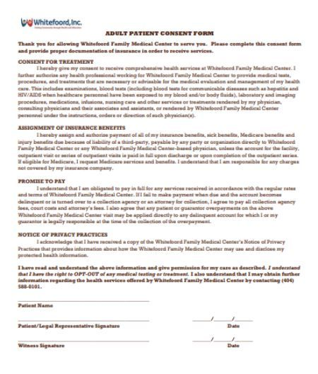 Medical Consent Form Template Create And Download Pdf Format 20 Templates For Free Template Sumo Medical Jobs Medical Consent Forms