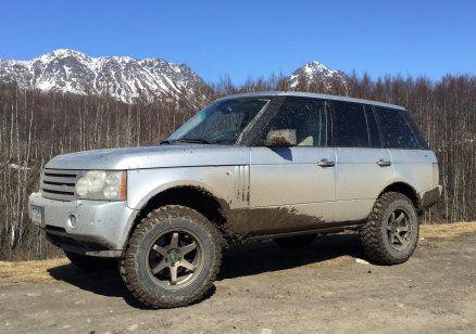 Range Rover Lift Kit Land Rover Range Rover Range Rover 2008