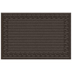 Mohawk Home Brown Rectangular Door Mat Common 3 Ft X 4 Ft Actual 48 In X 36 In B1023 17879 36x48 Mohawk Home Door Mat Rectangular