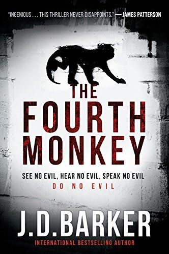The Fourth Monkey By J D Barker Https Www Amazon Com Dp 1328915395 Ref Cm Sw R Pi Dp U X H9bdbbsn7fpcw Books To Read Geek Books Books