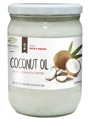 Aceite De Coco Crudo Bio Mundo Nutrisslim Coco Aceite De Coco Y