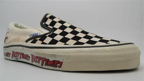 fast times at ridgemont high vans shoes