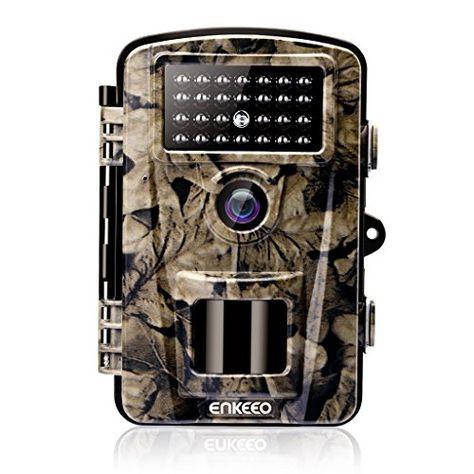 7418e54589a58 ENKEEO PH700A Trail Camera 1080P 12MP HD Game Camera Wildlife ...