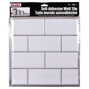 Bulk Tool Bench Hardware Self Adhesive Black Wall Tile 12x12 In Dollar Tree Self Adhesive Wall Tiles Wall Tiles Black Wall Tiles