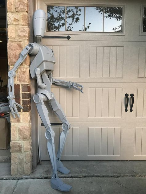3D Printable files inspired by the B1 Battle Droid | Etsy