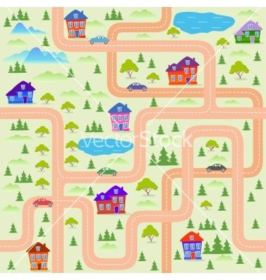 blank road map graphic - Google Search color Pinterest - blank road map