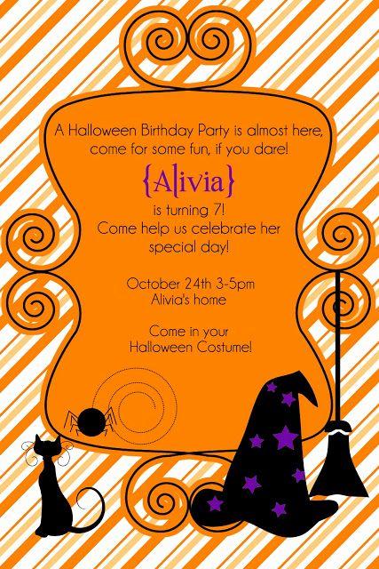 Free Halloween Party Invitation Templates Unique Free Halloween Party Inv Halloween Party Invitation Template Party Invite Template Halloween Party Invitations