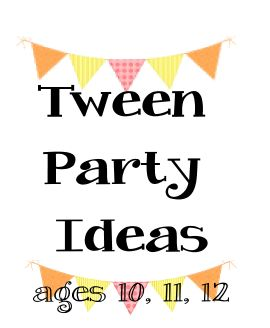 195 best Tween boys birthday party images on Pinterest Birthday