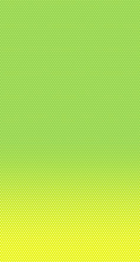 Iphone 5 Wallpaper Ios7 Green Yellow Iphone5c In 2019 Ios