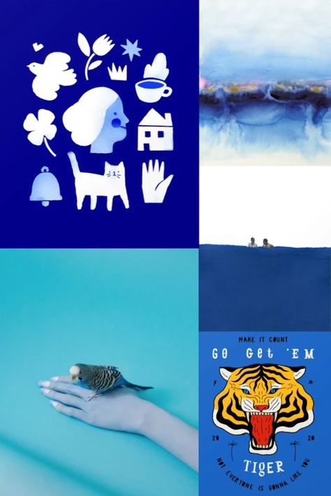 Big Blue Energy