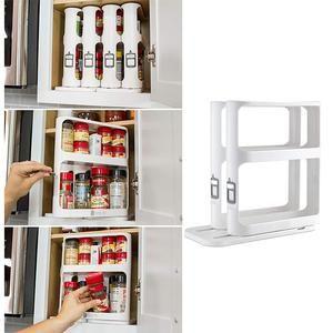 Drehbares Multifunktions Lagerregal Kauflusts In 2020 Lagerregale Speisekammer Speicher Regal