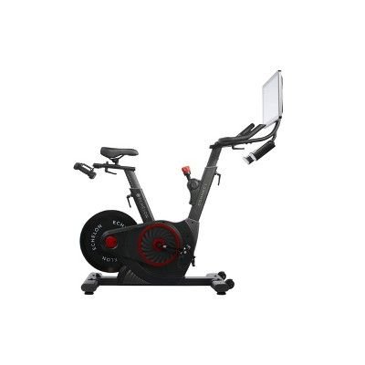 Echelon Ex5s Connect Bike Black Recumbent Bike Workout Bike