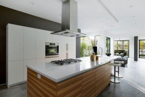 Bildergebnis Für Küchen Modern Mit Kochinsel   Kitchen Island