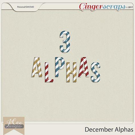 mistletoe Included in the December Alpha...
