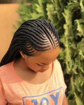 Latest Ghana Weaving Styles 2020 Most Trending Hair Styles For Ladies African Hair Braiding Styles African Hairstyles African Braids Hairstyles