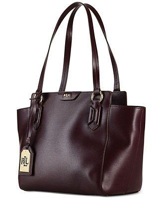 Lauren Ralph Lauren Tate Modern Shopper   Handbag Obsession ... f18328ecb8