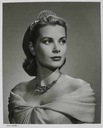 Grace Kelly 1956  Yousuf Karsh, Canadian (born in Turkish Armenia), 1908–2002