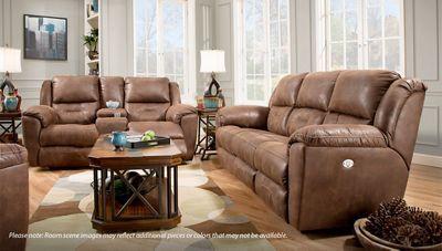 Southern Motion Pandora Power Sofa Recliner With Power Tilt Headrest Jordan S Furniture Living Room Sets Living Room Sets Furniture Leather Sofa Living Room