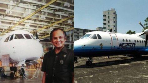 "Terungkap Alasan BJ Habibie 'Ngotot' Bikin Pesawat, Ini Kata Hanung Bramantyo ""Sebetulnya eyang itu tidak hanya berbunga-bunga ketika kisah hidupnya di filmkan"" #RIPBapakTeknologiIndonesia #PulsaData100K #LautBersihBikinBaper #IndomieGRATIS"