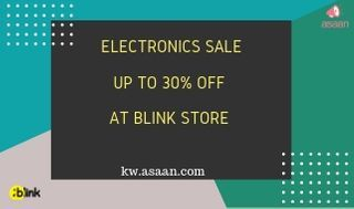 Blink Coupon Codes Up To 60 Off Jan 2021 Kuwait Electronics Sale Coding Coupon Codes