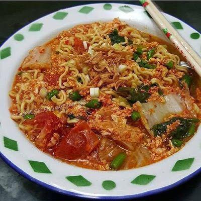 Indomie Becek Resep Masakan Masakan Simpel Resep Masakan Indonesia