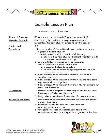 Pronoun Worksheets 6th Grade Pronoun Worksheets For 6th Grade In 2021 Pronoun Worksheets Grammar Worksheets Nouns Worksheet 6th grade pronoun worksheets