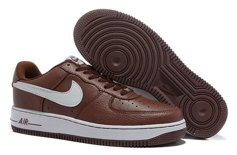 France Nike Air Force 1 LA'03 Low Marron Blanc Homme