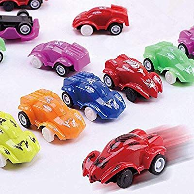 36pcs Metal Toy Cars Set Assorted Colours Boys Kids Game Vehicle Child Play