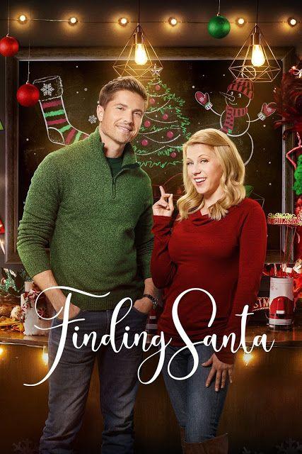 31 Days Of Christmas Finding Santa Weihnachtsfilme Hallmark Filme Filme