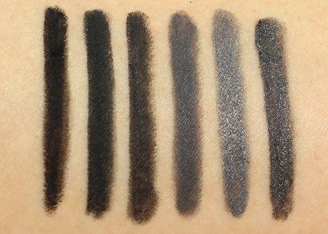 Urban Decay Black Velvet 24 7 Velvet Glide On Eye Pencil Review