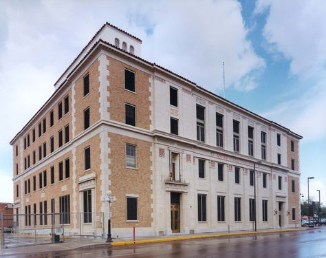 The James A. Walsh U.S. Courthouse was constructed during 1929-1930 as a U.S. Post Office and Courthouse. Acting Supervising Architect of the Treasury, James A. Wetmore, designed the building in 1928-1929. The post office operated in the building until 1974. The building was listed in the National Register of Historic Places in 1983. In 1985, the building was renamed in honor of James A. Walsh, who served as a federal district judge from 1952 to 1981. For the first eighteen years of his tenure Walsh was the only judge in the U.S. District Court in Tucson.