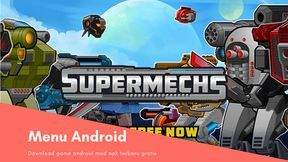 Super Mechs Mod Apk v3.101 (Unlimited Money/Tokens) Android | Mech, Naruto  games, Play hacks