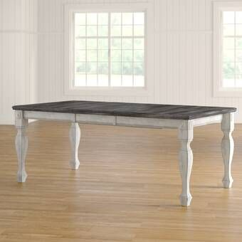 Valerie Pine Solid Wood Dining Table Dining Table Farmhouse Dining Table Dining Table In Kitchen