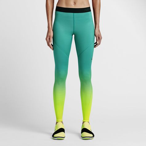 footwear affordable price united states NIKE PRO HYPERWARM WOMEN'S TRAINING TIGHTS $70 Style: 803096 ...