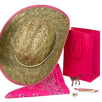 Cowgirl Favor Pack for a Sheriff Callie's Wild West Party