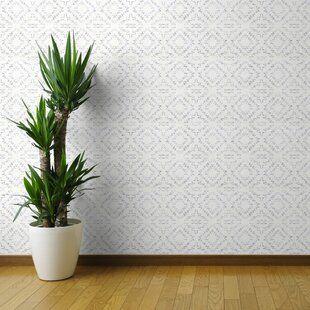 Casper Watercolor Stripes Paintable Wallpaper Panel Zebra Wallpaper Paintable Wallpaper Peel And Stick Wallpaper