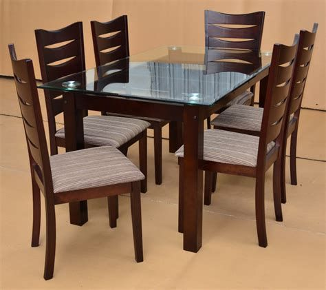 Designs With Glass Top Dining Table Glass Dining Room Table Wooden Dining Table Designs Wooden Dining Chairs