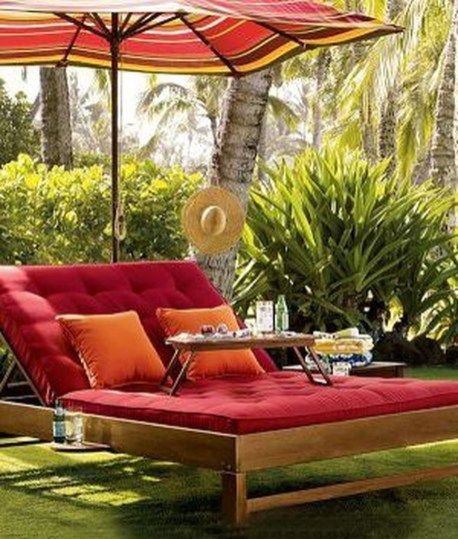 49 Cute Outdoor Lounge Chairs Ideas For Summer Napping Elegant