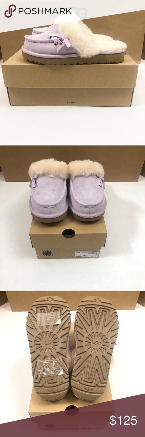 bd73fc854e Women s UGG Beachwood Moccasin Slippers Brand New in Original Box VERY RARE UNABLE  TO FIND