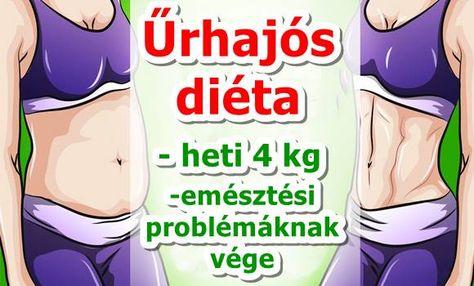 egy hónap alatt 5 kilót veszíthet