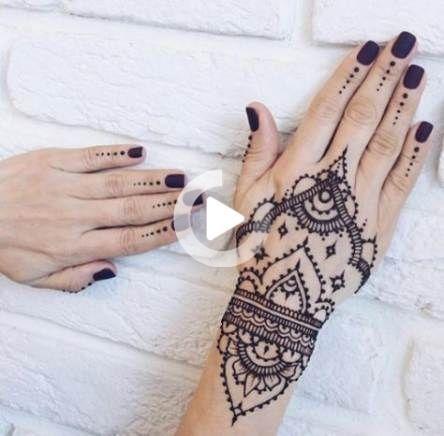 Super Tattoo Ontwerpen Henna Inkt 60 Ideeen Henna Tattoo Hand Henna Tattoo Designs Hand Henna Tattoo Designs