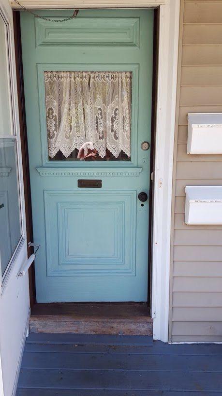 Covington Blue Benjamin Moore Front Door