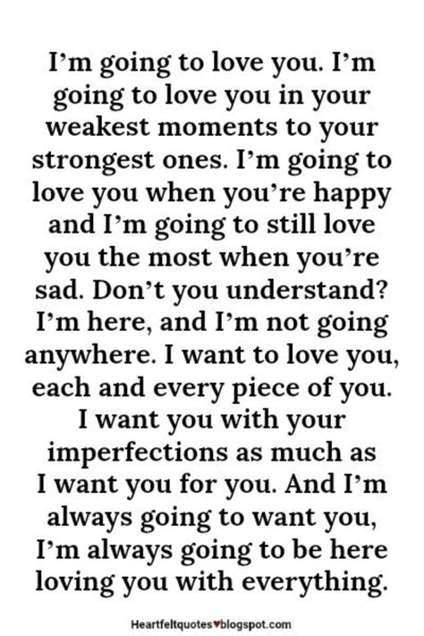10 Sweet I Love You Quotes For Boyfriends