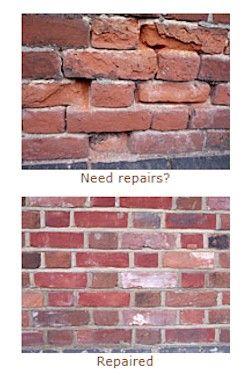 Brickwork Pointing Specialist Matching Victorian Heritage Lime Mortar Brick Repair West London Bricklayer New Bui Brick Repair Diy Home Repair Brickwork